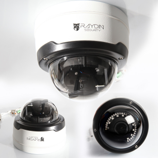 RAYDIN ZOOM-G50 5MP 2,8-12mm Motorized SD PoE IP